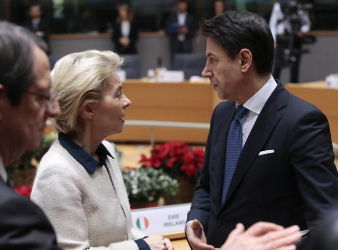Conte UE