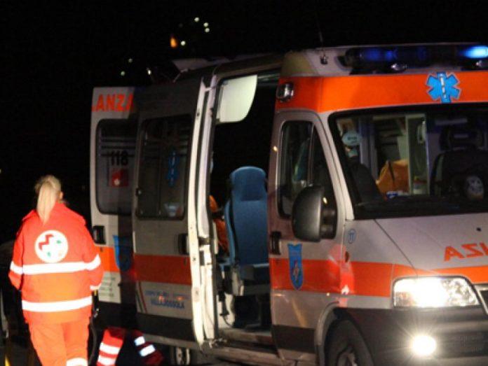 coronavirus ambulanza motocarro incidente